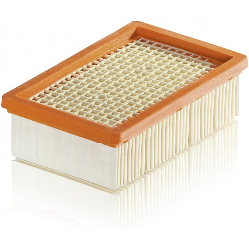 Flat-pleated filter packaged WD 4/5/6 – Kärcher – 2.863-005.0