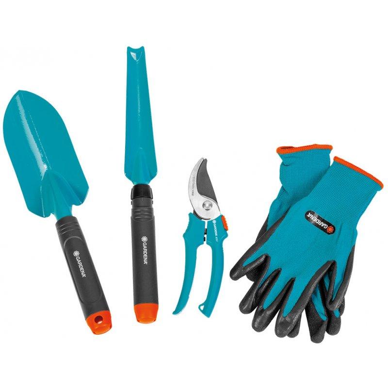 Διάφορα εργαλεία κήπου